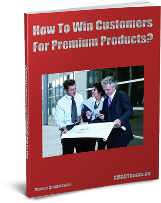 How to win customers for Premium products?