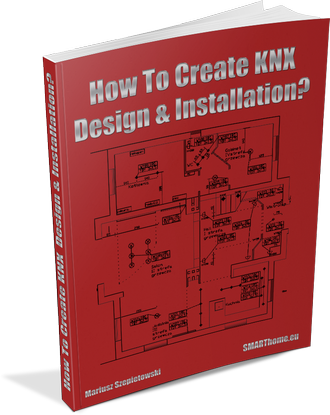 How to create KNX design and installation?