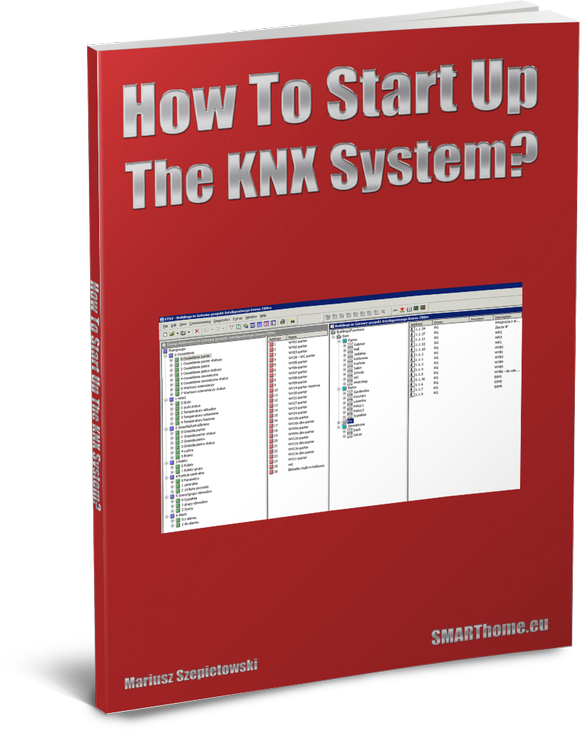 Guide How To Start Up The KNX System?